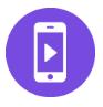 Xem trực tiếp trên ứng dụng VAVA dash trên điện thoại