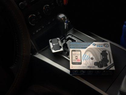 Lắp cảm biến áp suất lốp Fobo Tire trên Mazda CX-9