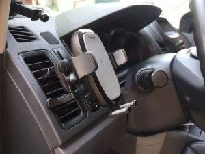 giá đỡ điện thoại ô tô tự động