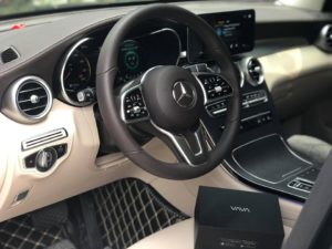 Camera hành trình Mercedes VAVA Dual