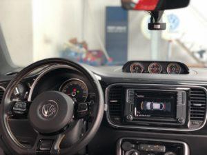 VAVA Dual Cam trên Volkswagen