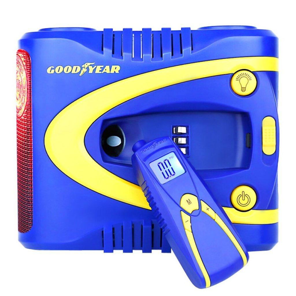 Bơm lốp mini cho ô tô GoodYear