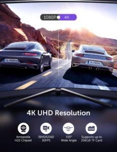 Camera hành trình VAVA Dash 4K
