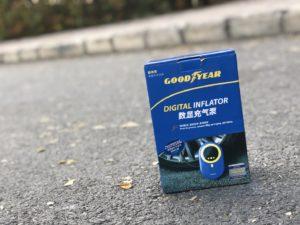 Bơm lốp GoodYear GY3301