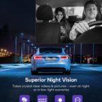 Quay đêm siêu nét với VAVA 2K Dual Cam
