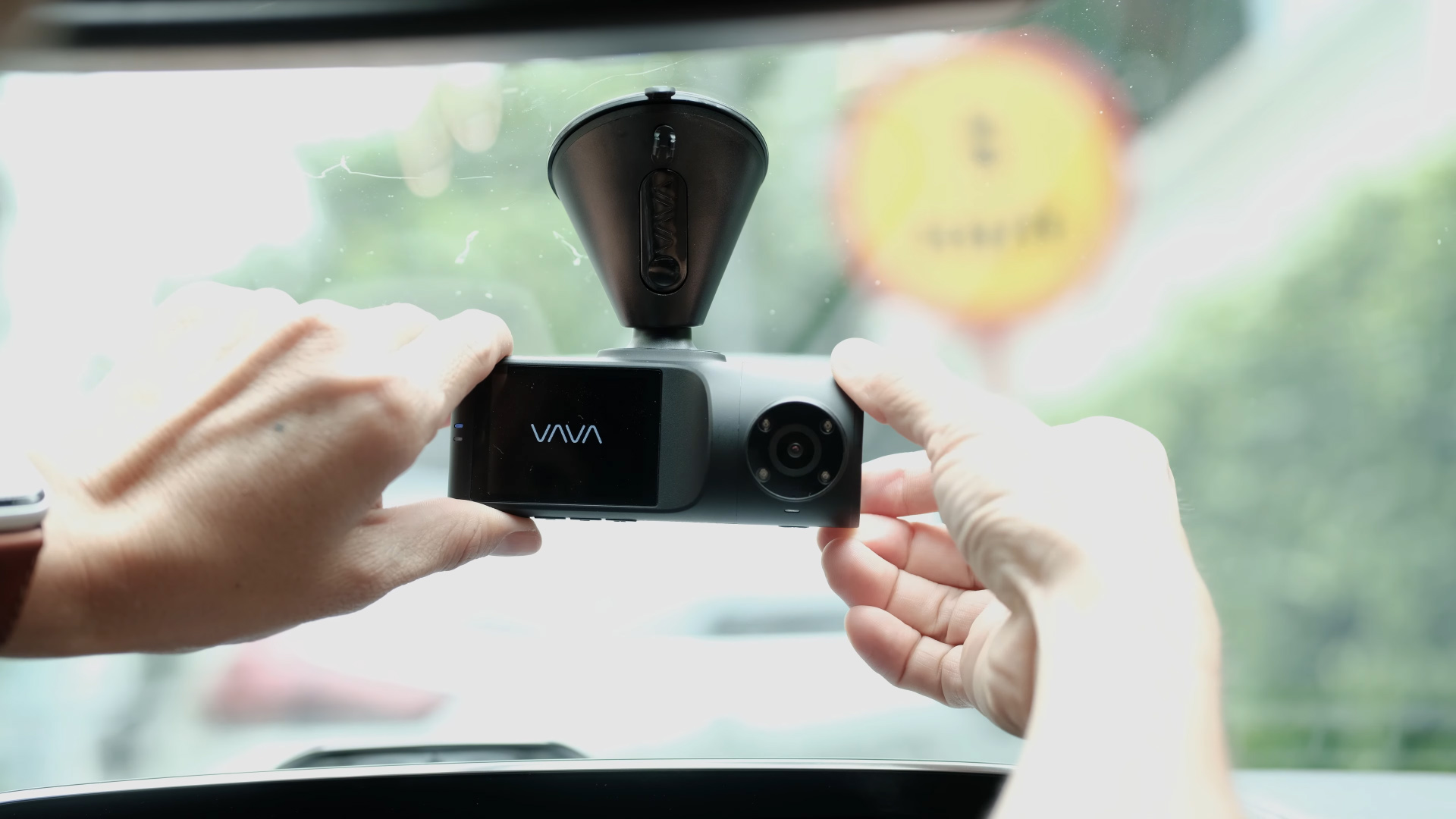 VAVA 2K Dual Dash Cam