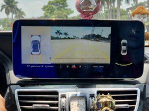 Camera 360 Mercedes E250 2013