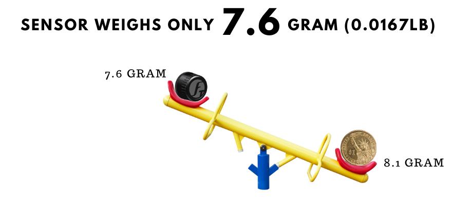 Trọng lượng Fobo Tire 2