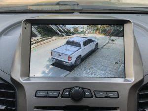 Camera 360 Ford Ranger chính hãng