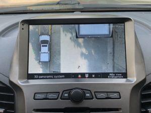 Camera 360 Ford Ranger trên màn hình Android