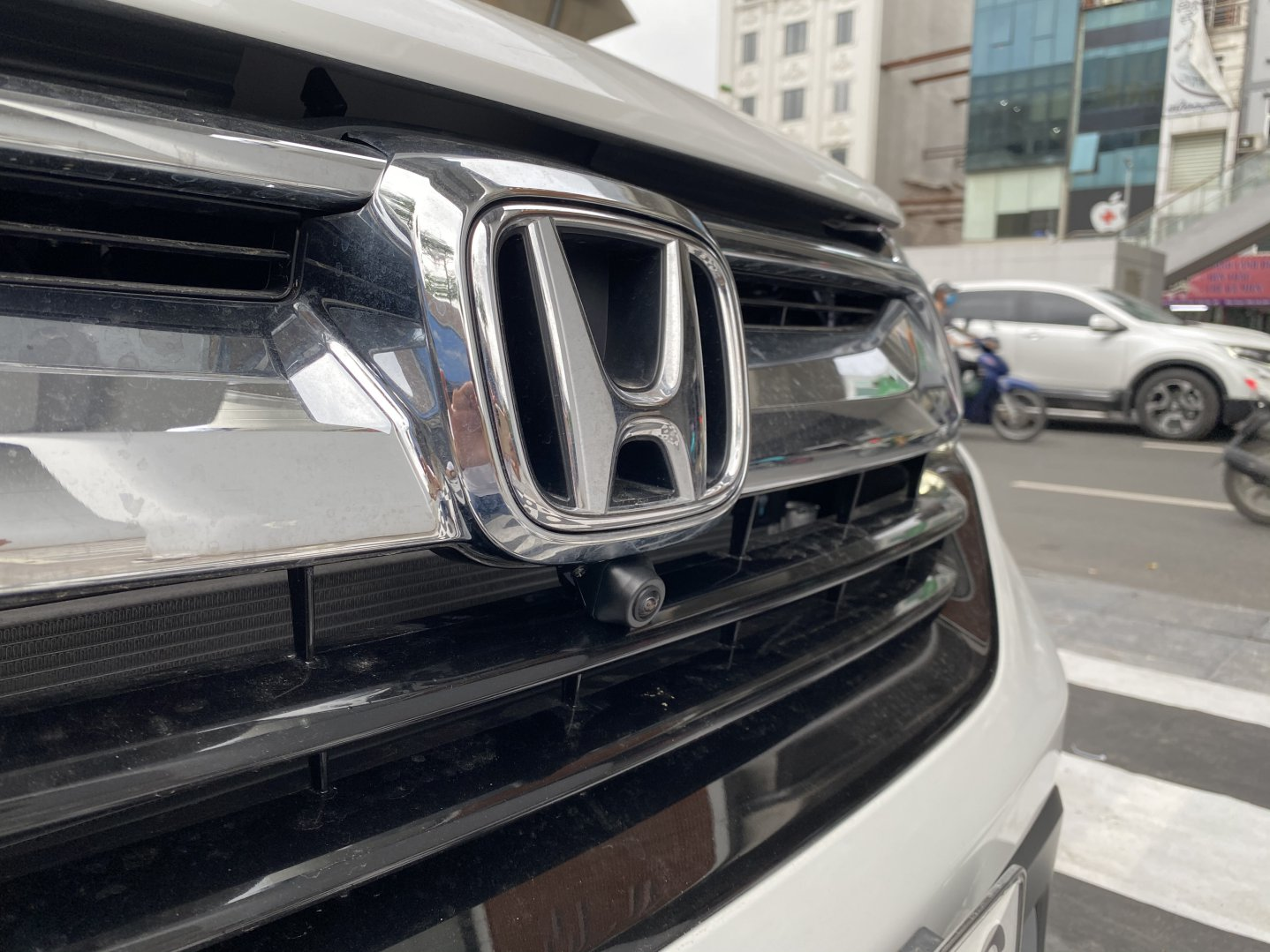 Camera 360 cho Honda CR-V 2020
