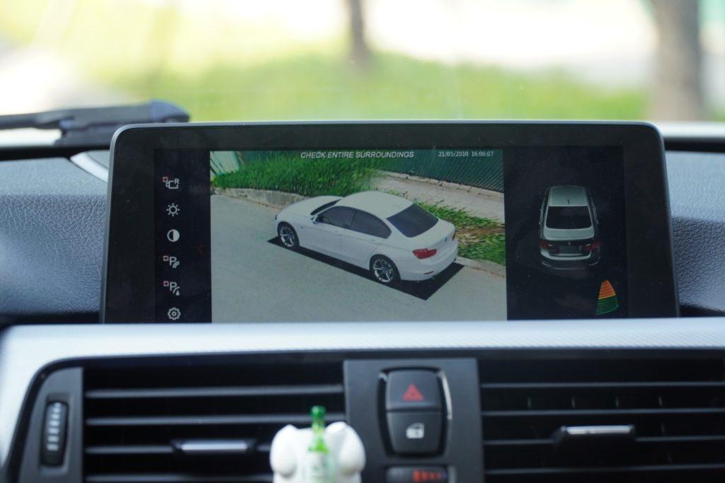 Camera 360 cho BMW Series 3 F30