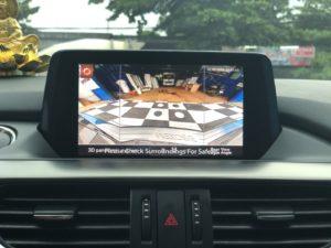 Camera 360 Mazda 6
