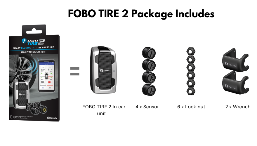 Một bộ Fobo Tire 2