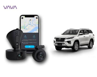 Camera hành trình Toyota Fortuner 2020