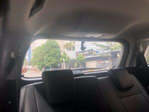 Camera hành trình sau Toyota Fortuner 2020