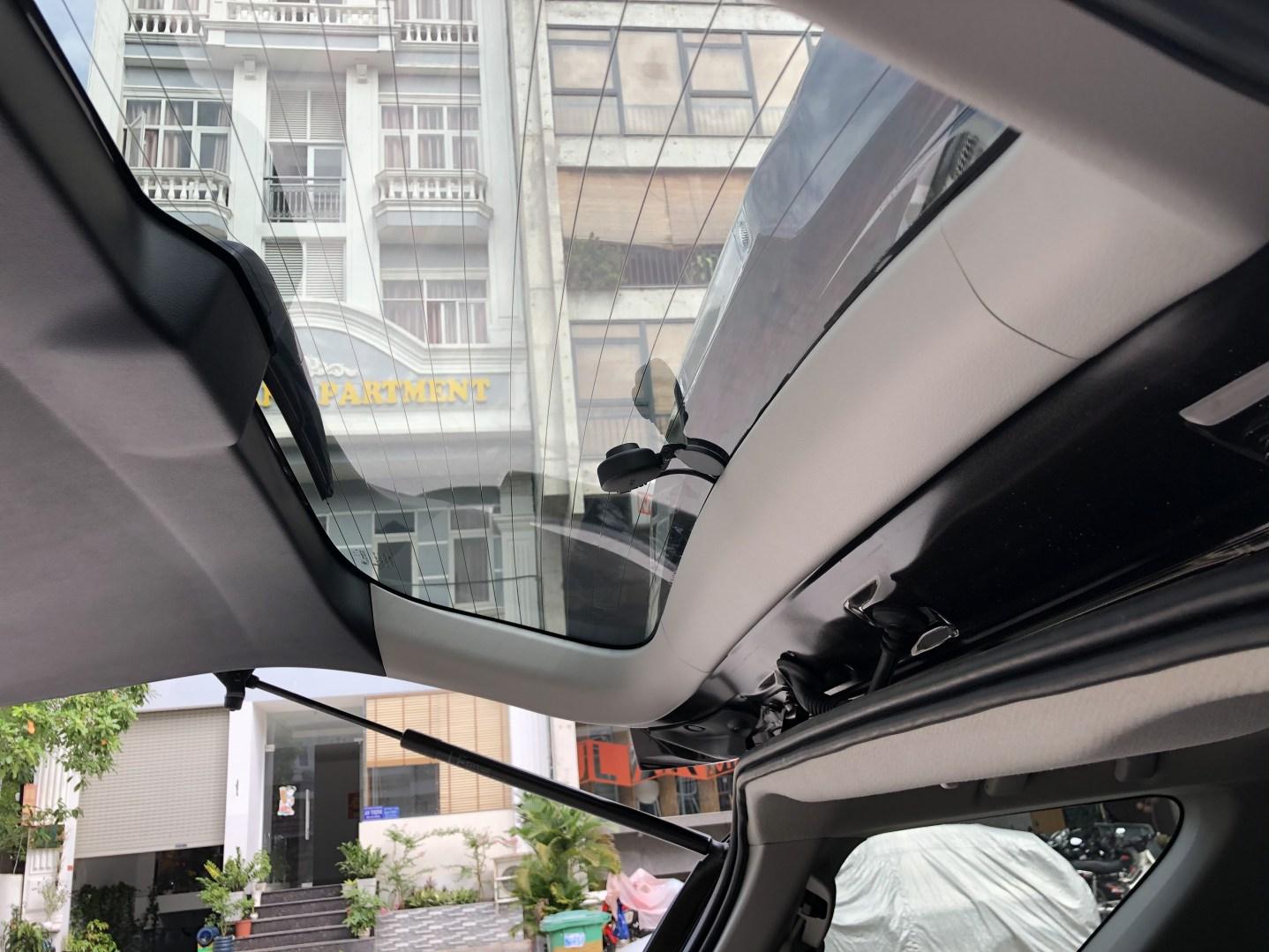 Camera hành trình trước sau Toyota Fortuner 2020