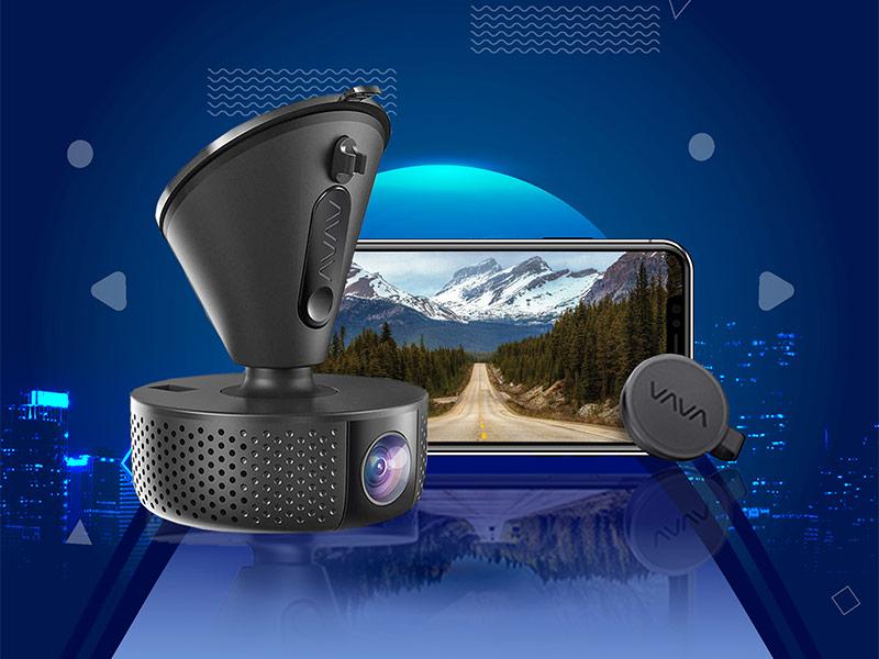 Camera hành trình VAVA FullHD 1080p là dòng sản phẩm đầu tiên của hãng
