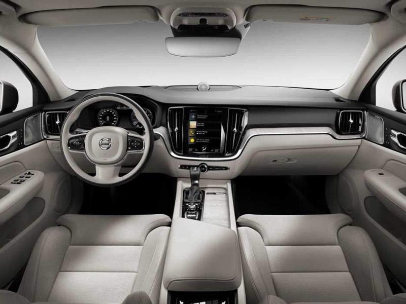 Nội thất Volvo S60 2020