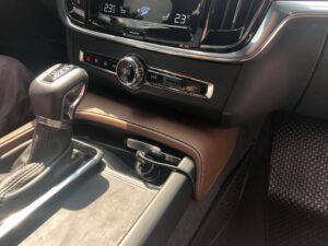 VAVA 2K Dash Cam trên Volvo S90