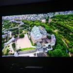 Hình ảnh từ máy chiếu VAVA 4K Laser