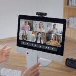 Đàm thoại video chất lượng cao với bạn bè với VAVA Webcam